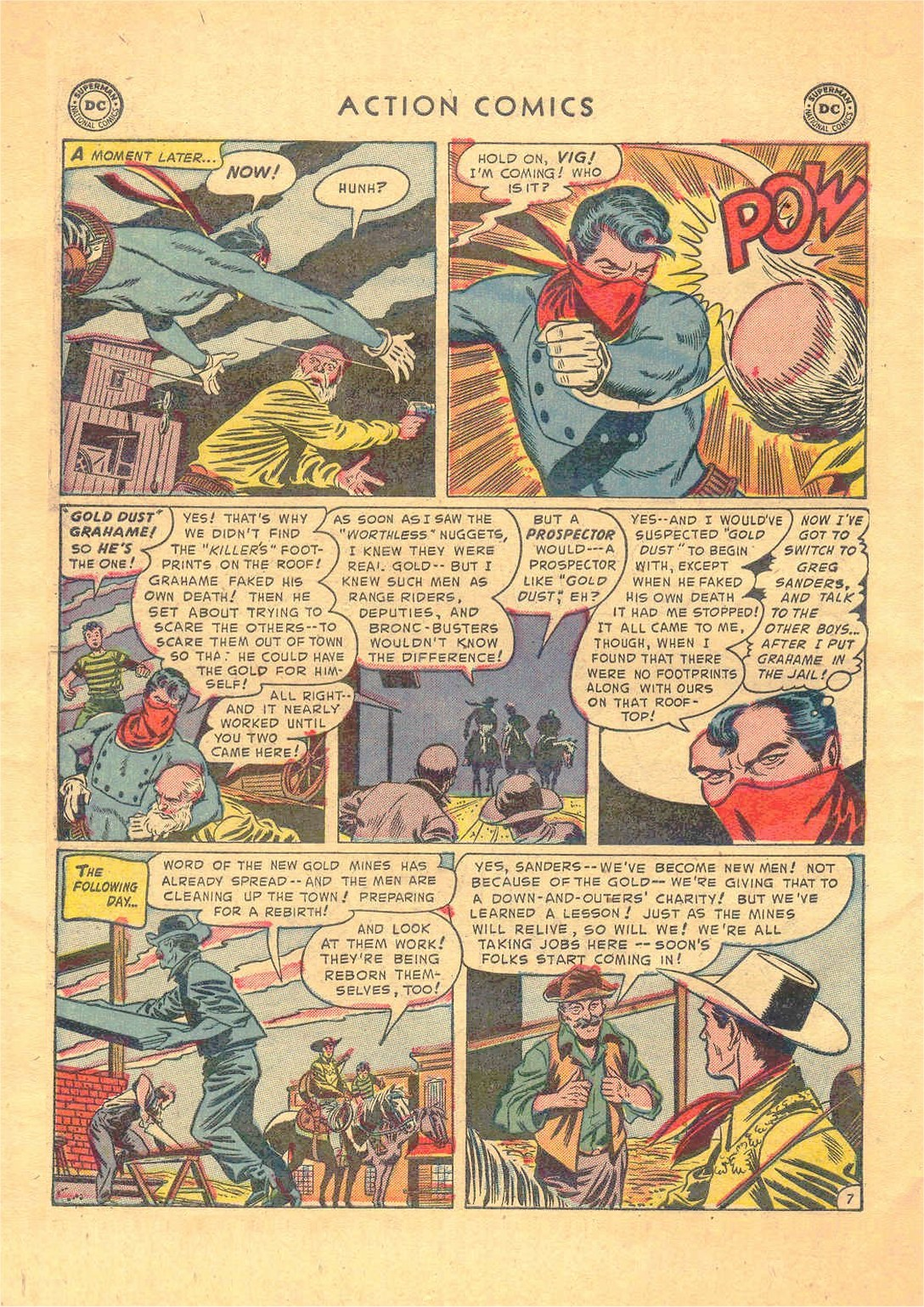 Read online Action Comics (1938) comic -  Issue #181 - 39