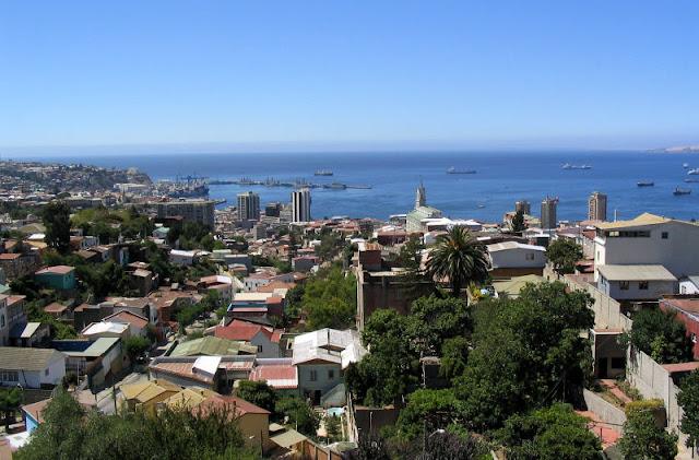 Passeio romântico na Casa La Sebastiana em Valparaíso
