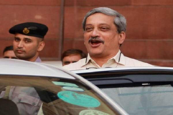 कांग्रेस नेताओं ने पर्रिकर पर लगाया 'बड़बोलेपन' का आरोप