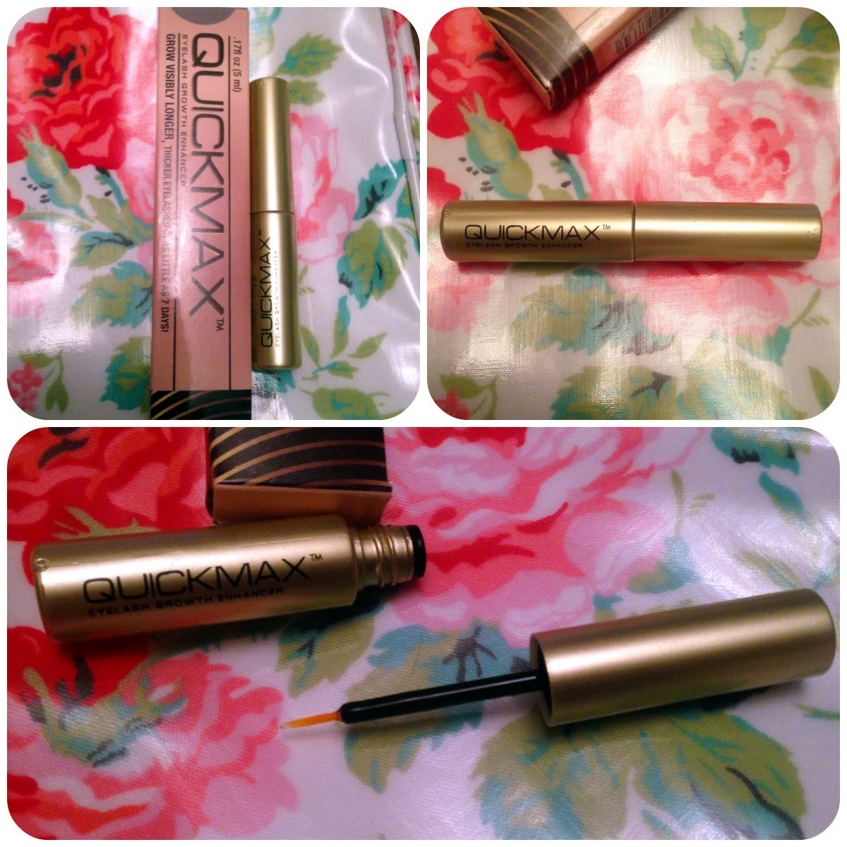 Quickmax eyelash enhancer review
