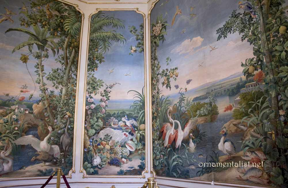 The Ornamentalist: J.W. Bergl: a Bohemian Muralist in Vienna