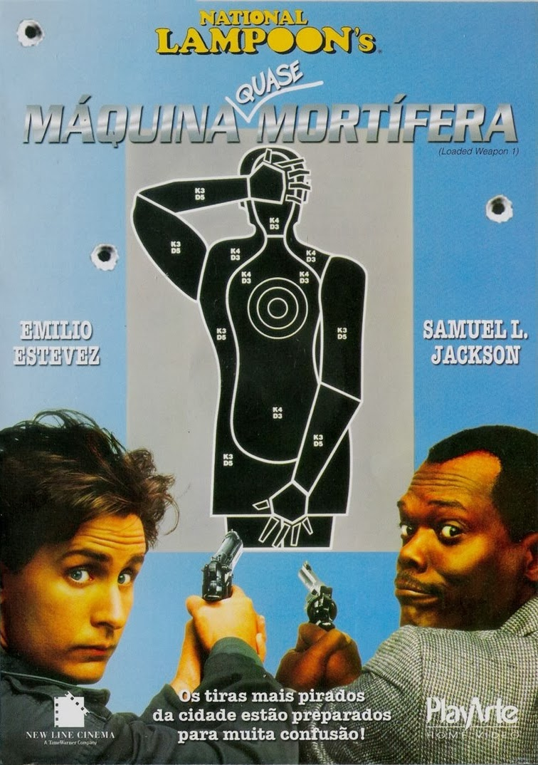 Máquina Quase Mortífera – Dublado (1993)