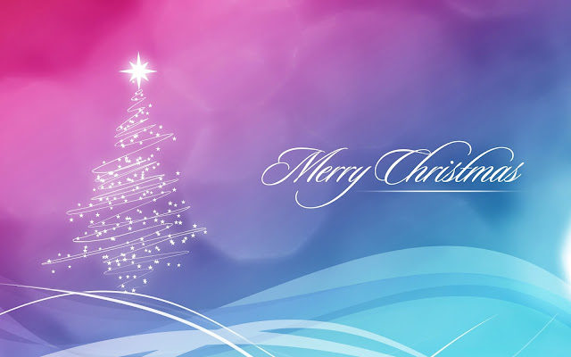 Happy Merry Christmas Wallpaper HD