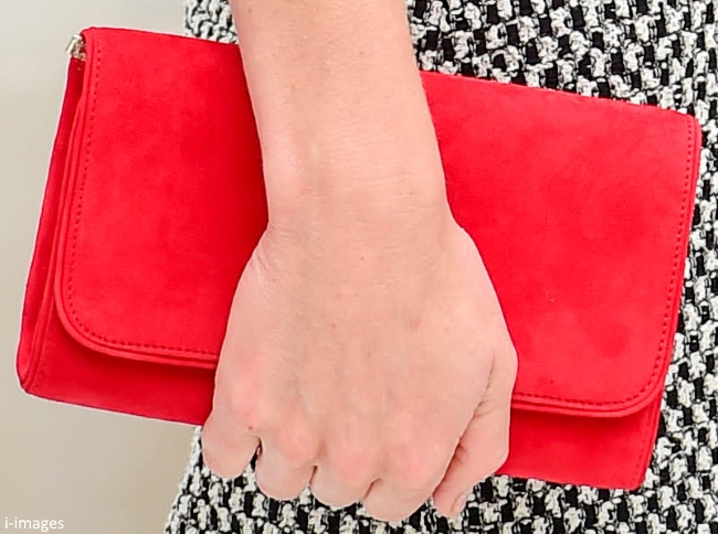 d1ce07f69b1f Kate s clutch is a customised version of the Emmy London Natasha.