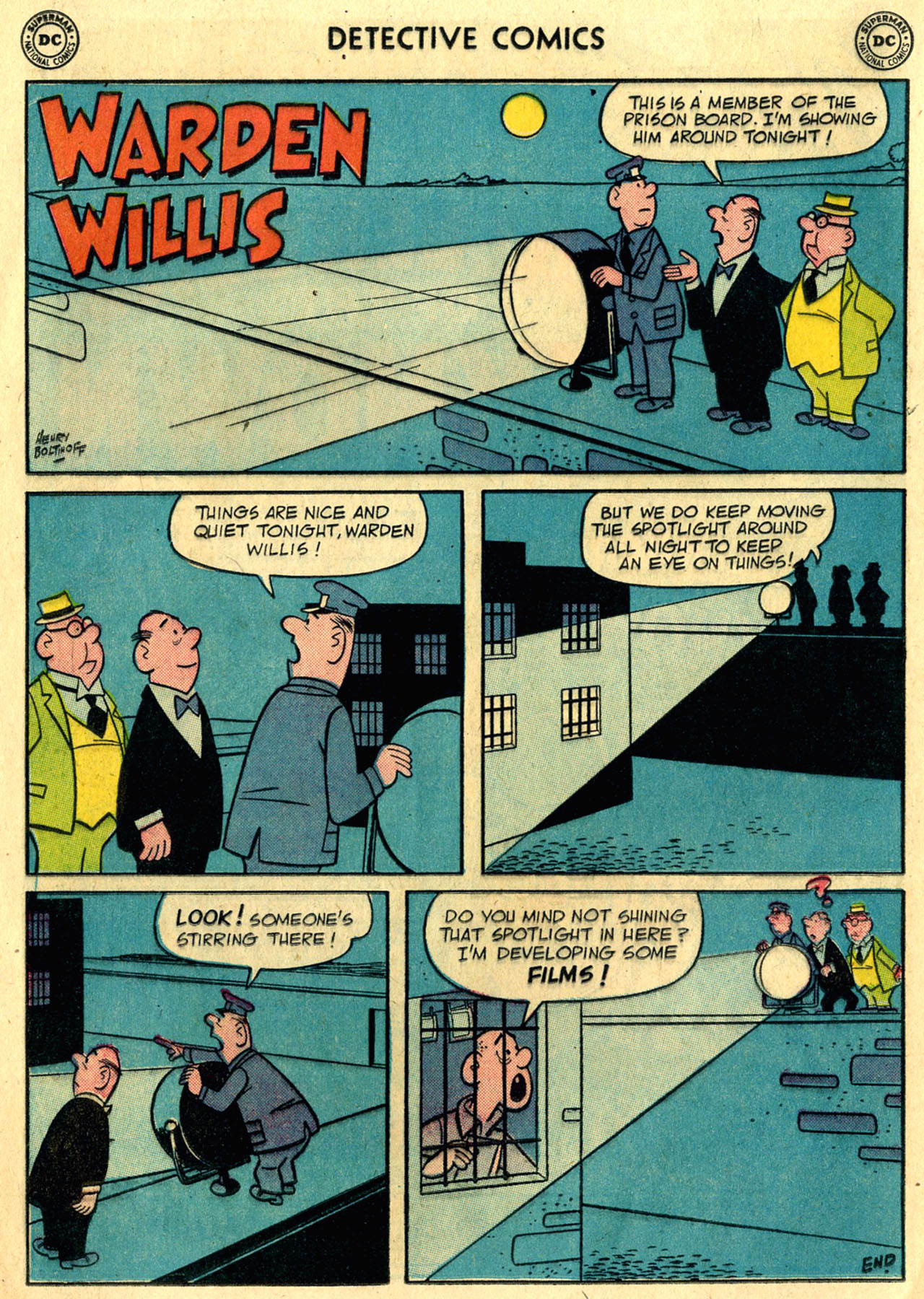 Detective Comics (1937) 254 Page 15
