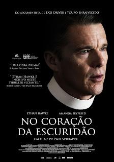 First Reformed - Poster & Trailer