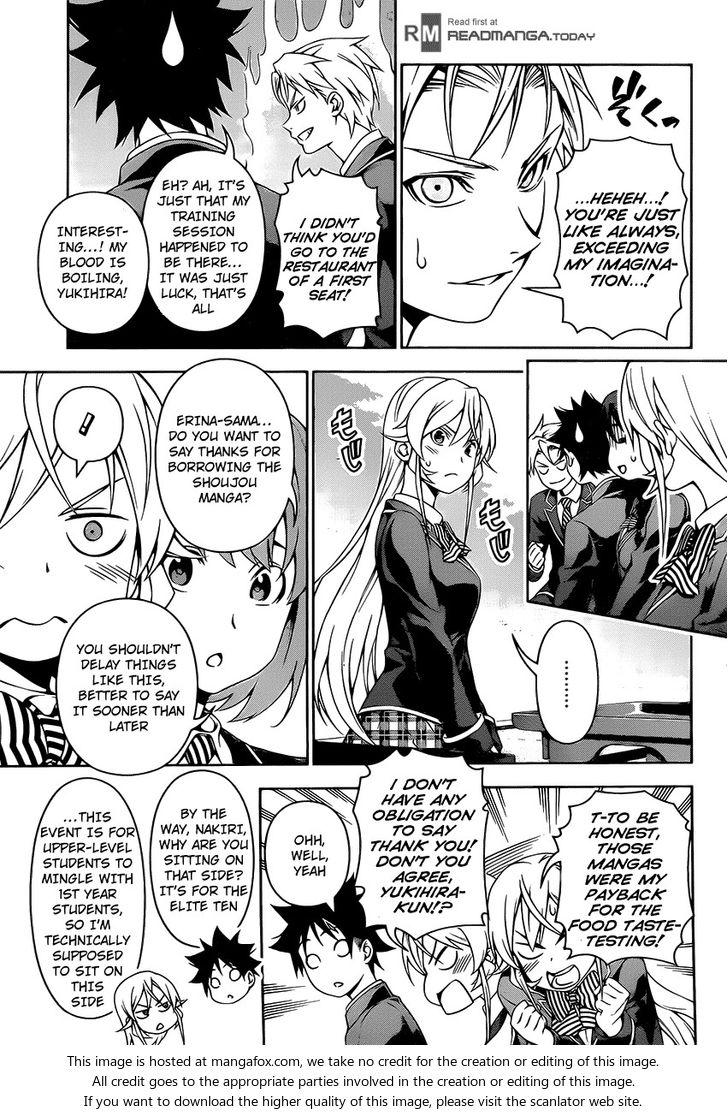 Shokugeki no Soma - Chapter 137