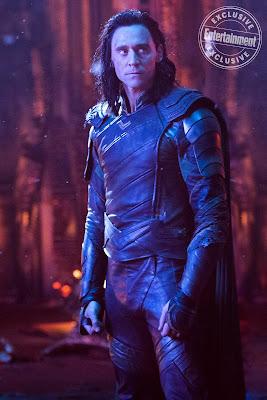 Avengers Infinity War Loki Laufeyson