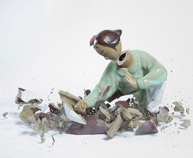 Фарфоровые статуэтки 3