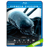 Alien: Covenant (2017) Full HD 1080p Audio Dual Latino-Ingles