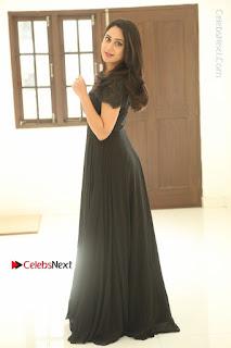 Actress Miya George Latest Po Gallery in Black Gown  0302.JPG