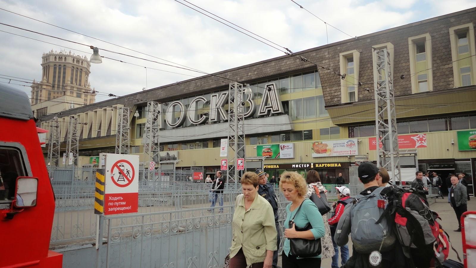 O que fazer na Rússia