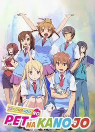 anime school bertema sekolah