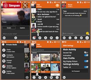 BBM Mod MIUI Apk