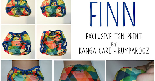 Finn- TGN Kanga Care & Rumparooz Exclusive