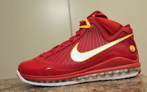 low priced 3cfff fe32d There has been so many Nike Lebron VII 7 PE and Sample Sneakers , Here is a  gang of images of last years Lebron 7 Collection.Check out the photos after  the ...
