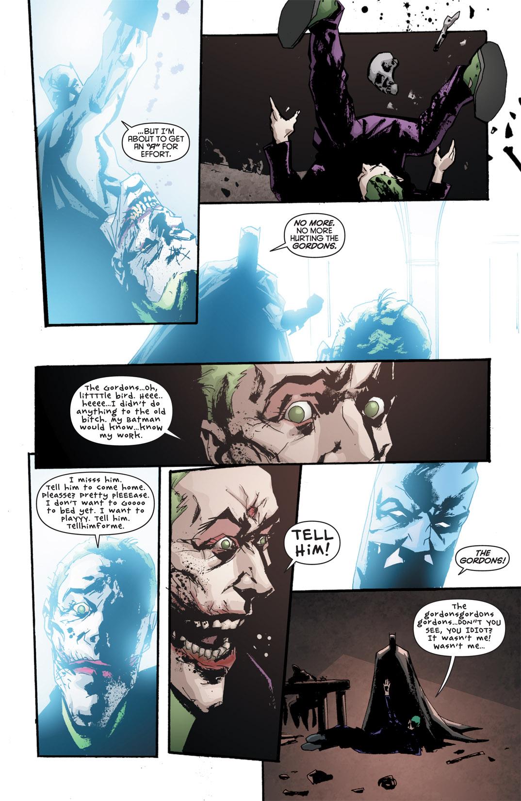 Detective Comics (1937) 880 Page 16