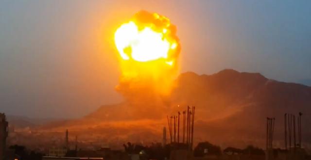 Οι ΗΠΑ χρησιμοποίησαν για πρώτη φορά την ισχυρότερη μη πυρηνική βόμβα στο Αφγανιστάν
