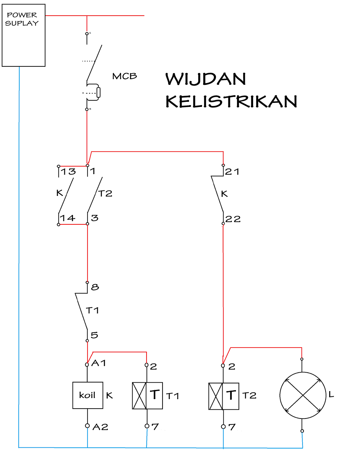 Wiring Diagram Lampu Jalan Top Leader Site Depan Good Place To Get U2022 Rh Kentrade De Led