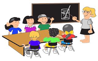 Maestra e classe
