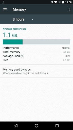 RAM Nexus 5X berhasil di upgrade dari 2GB menjadi 4GB