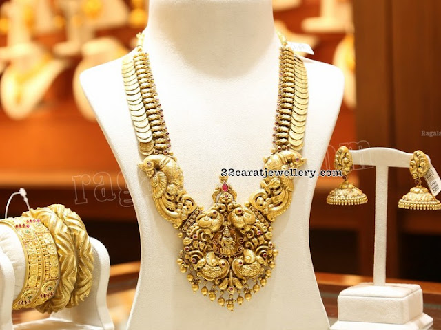 Trendy Antique Long Sets by Malabar Gold