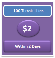 100 tiktok likes cheap