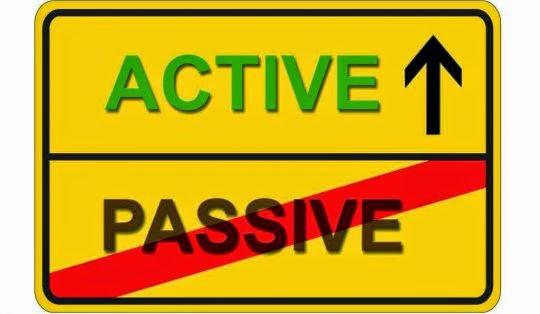 Kalimat Aktif dan Pasif