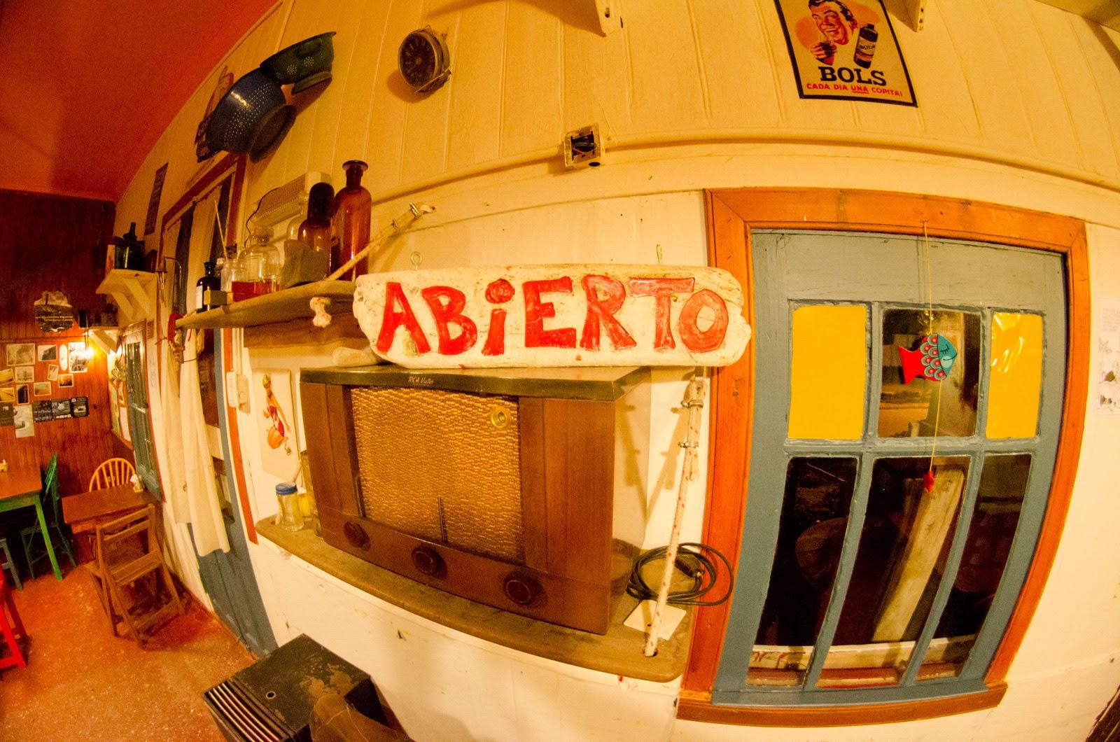 Abierto un cartel en Guanaco Cercveceria Artesanal