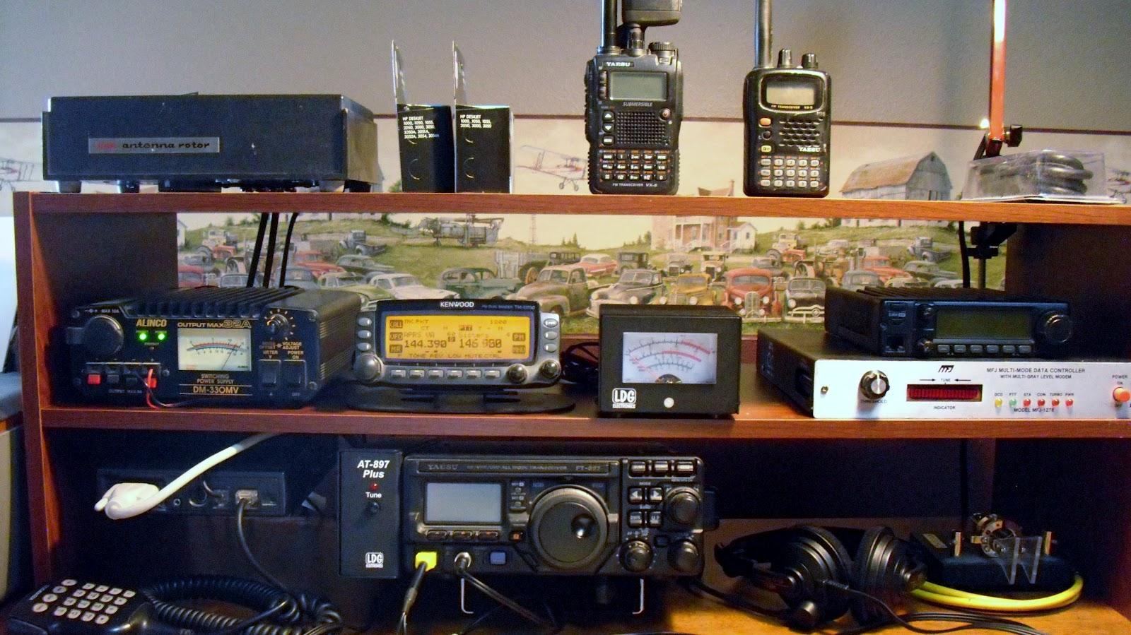 Amateur Radio Station Wb4omm: K7TYE Amateur Radio Station