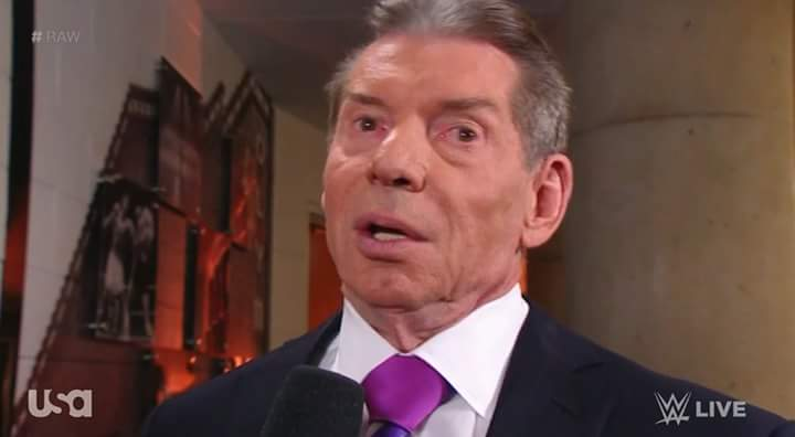 Vince McMahon suspended Roman Reigns - VU Dream Team