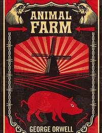 Cover of George Orwell - Animal Farm