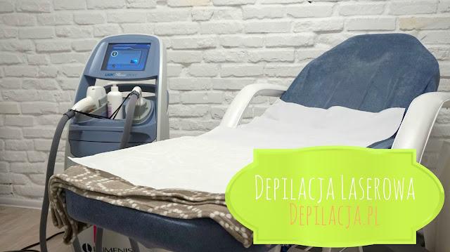 RECENZJA: Depilacja laserowy - pierwszy zabieg | Depilacja.pl