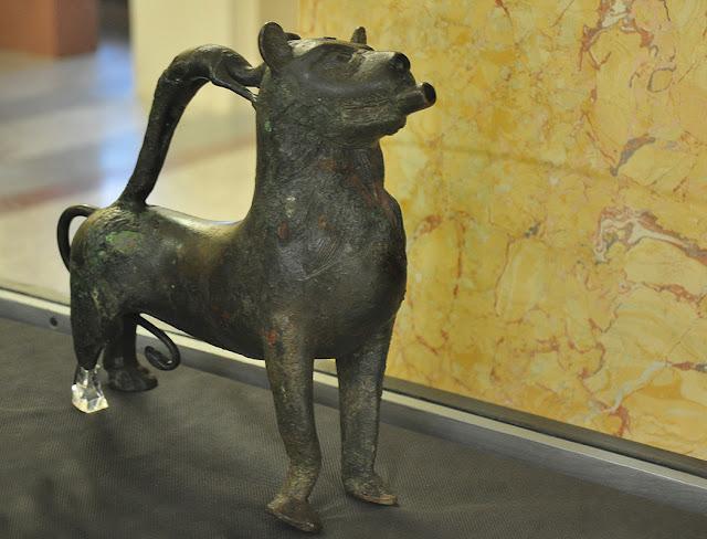 Romańska akwamanila z Kruchowa