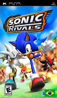 Sonic Rivals Portugues