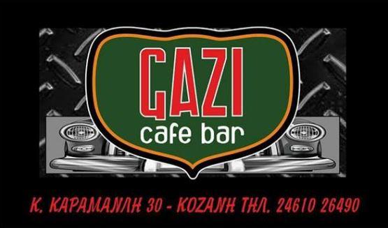 GAZI cafe bar