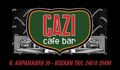 GAZI cafe bar