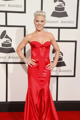 Grammy Awards 2014 Pink