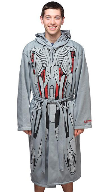 Ultron Bathrobe