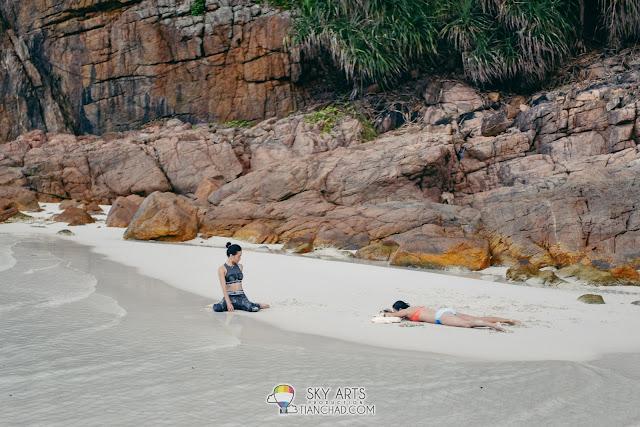 Photoshoot at Taaras Redang Beach Spa Resort Redang Island