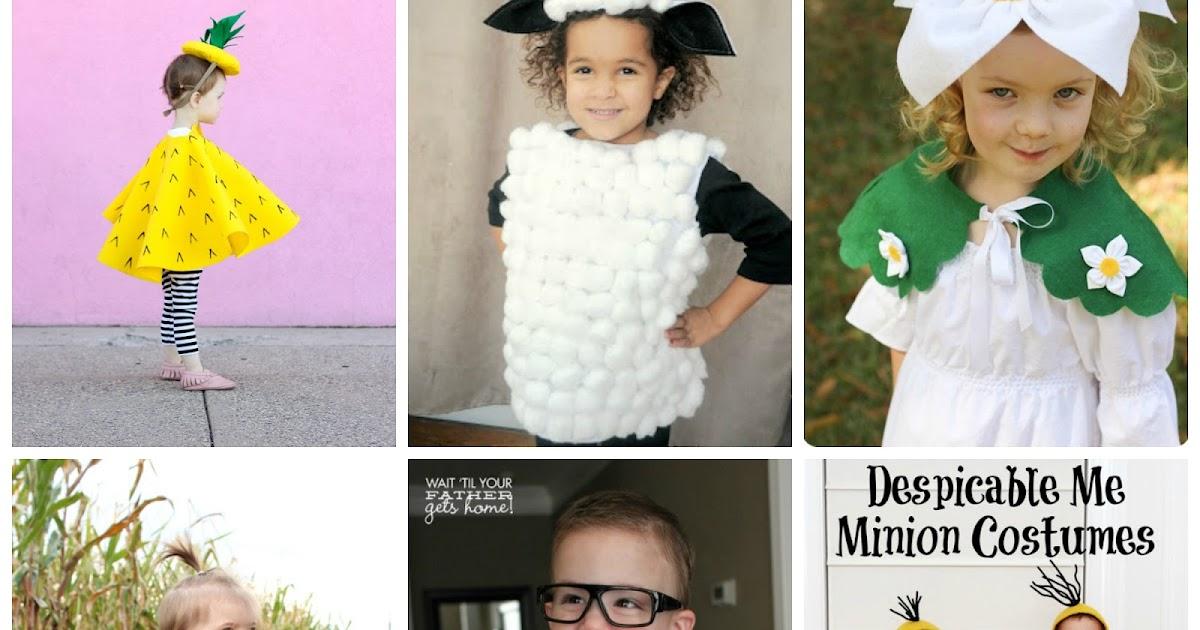 scegli l'autorizzazione costruzione razionale nuovo arrivo Mamma Aiuta Mamma: Costumi di carnevale fai da te per bambini