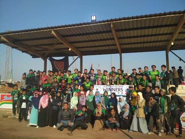 Libas Pasher FC, Airlangga SC Juarai Jawa Cup XV 2019