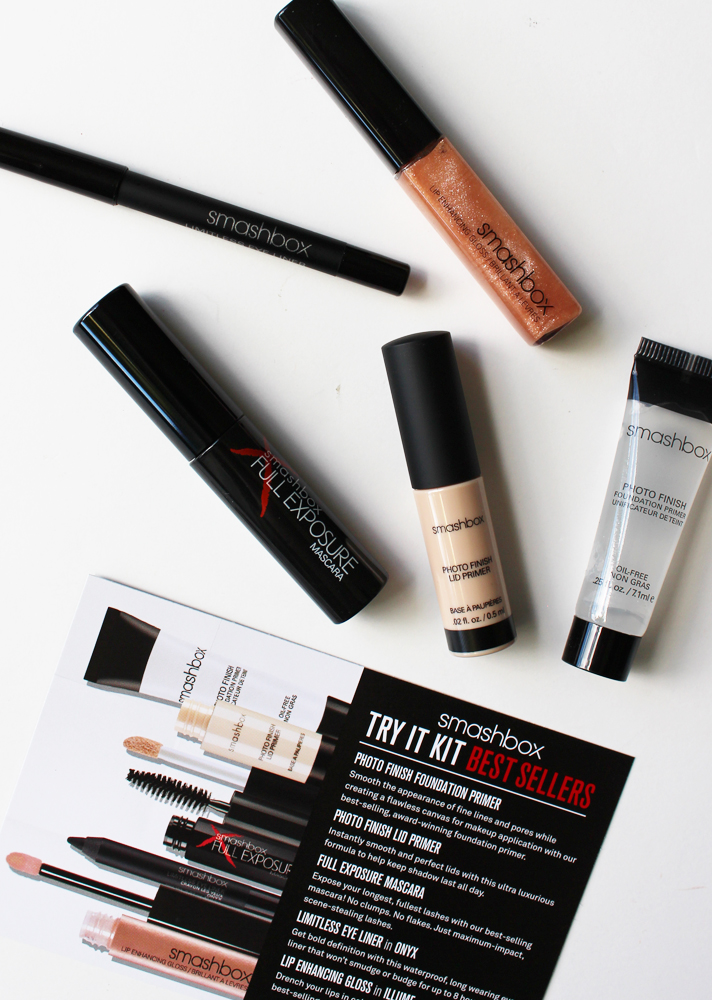SMASHBOX // Try It Kit - Bestsellers | Review + Swatches - CassandraMyee