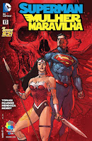 Os Novos 52! Superman & Mulher Maravilha #13