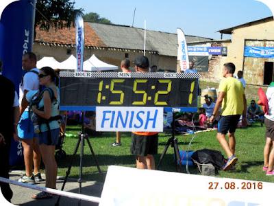 Finish - cronometru oficial