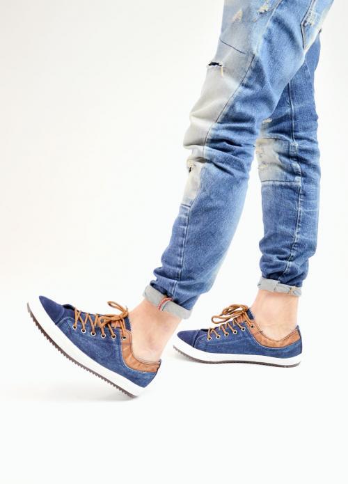 Ανδρικά καζουαλ τζιν παπουτσια.Καθημερινα ανδρικά παπουτσια 7da05cf2bda