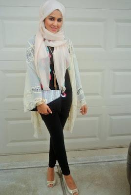 trend hijab bulan ini