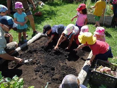 Five Easy Plants Children Love to Grow
