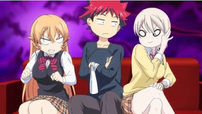 Shokugeki no Souma Ni no Sara Episode 7 Subtitle Indonesia