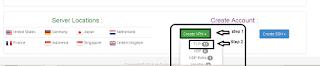 Membuat Akun VPN di Situs MyTunneling